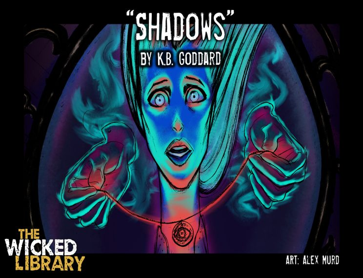 703: Shadows by K.B. Goddard