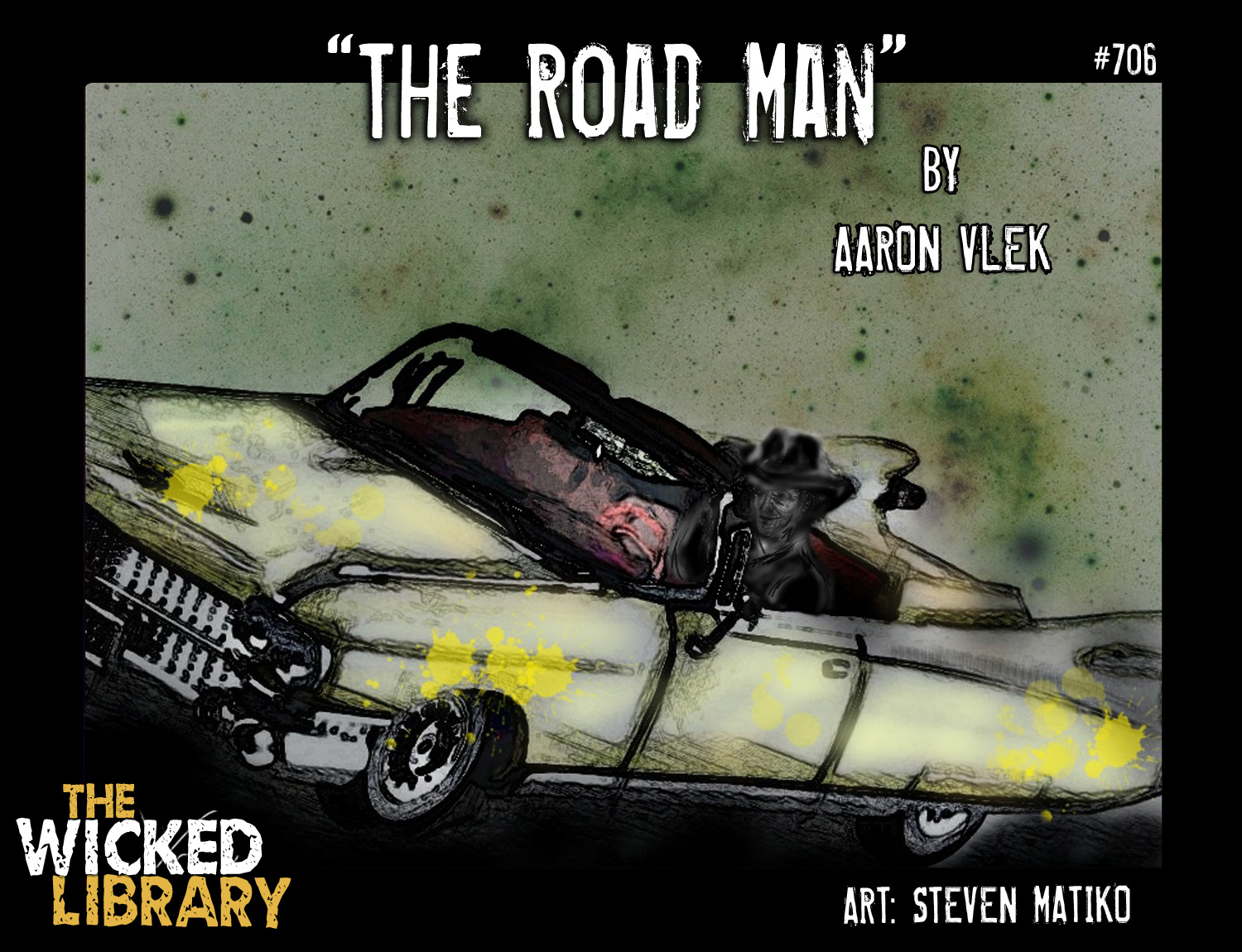706: The Road Man by Aaron Vlek