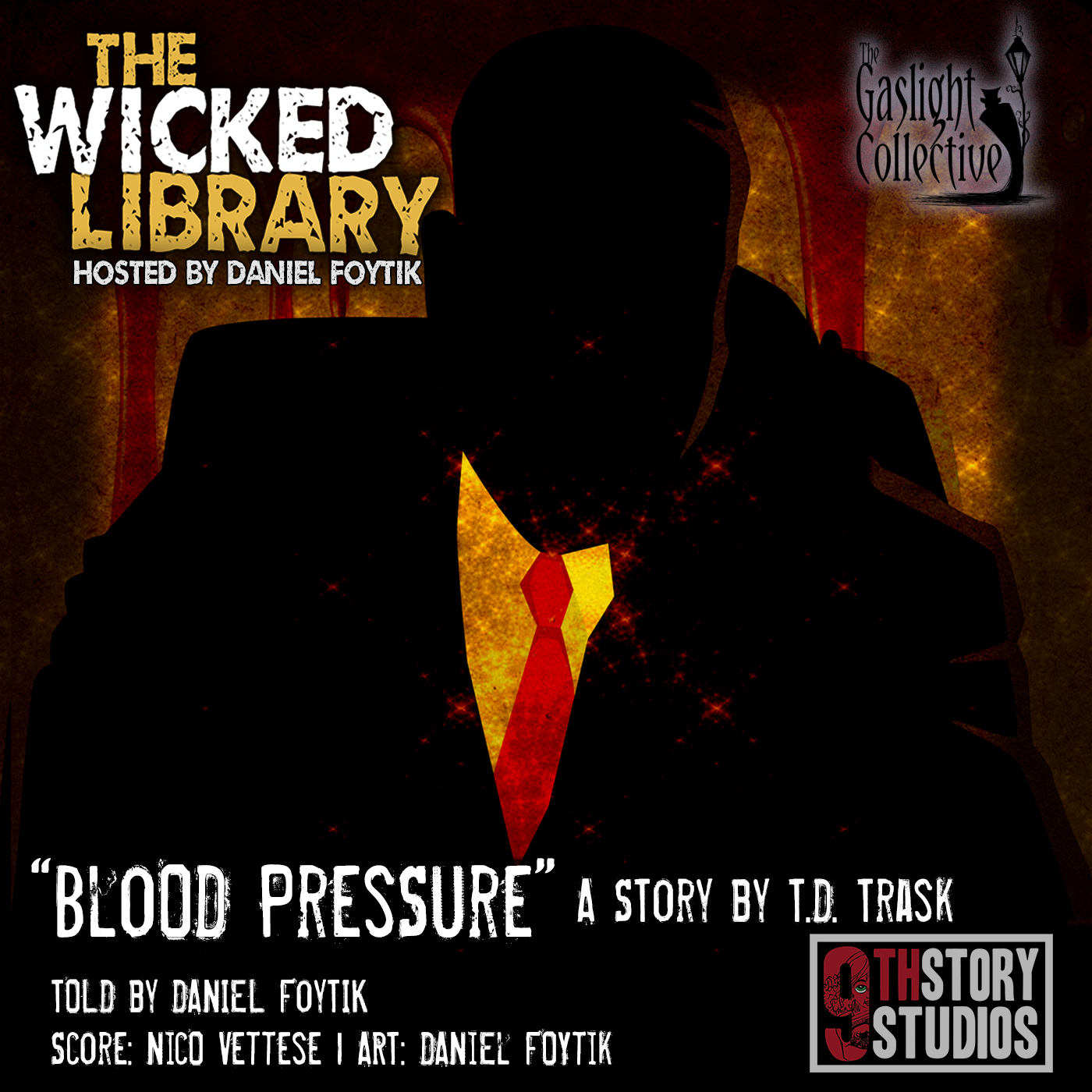 726: Blood Pressure – by T. D. Trask