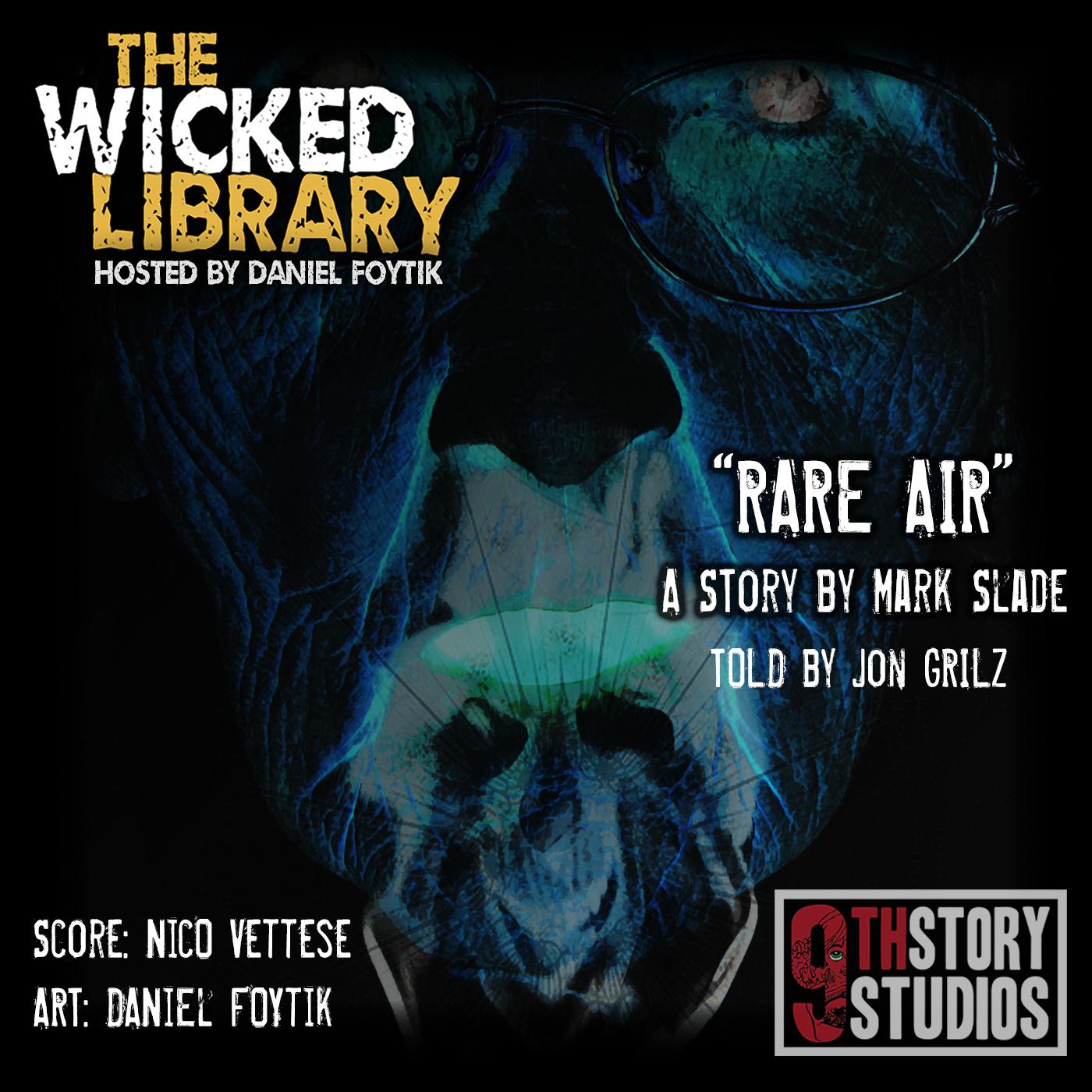 727: Rare Air – by Mark Slade