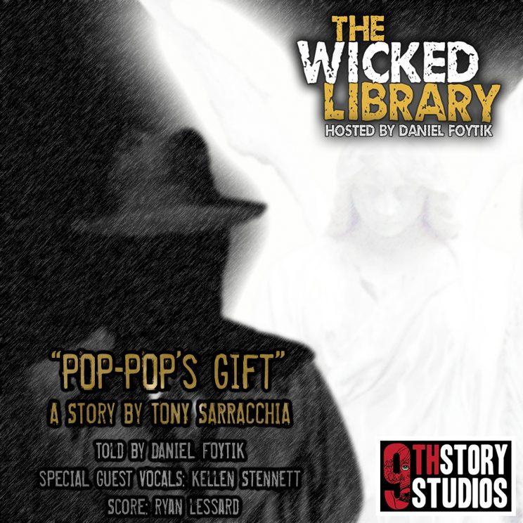 731: Pop-Pop's Gift - by Tony Sarrecchia
