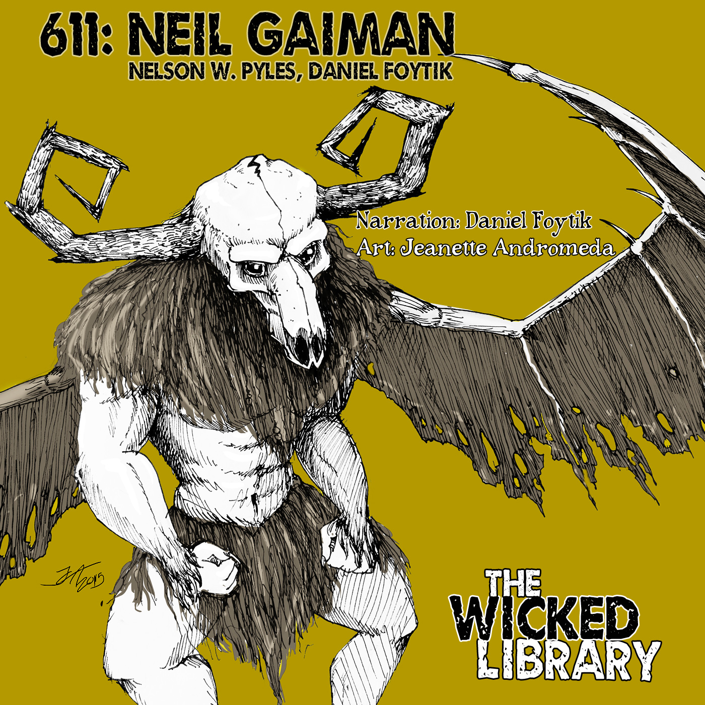 "611 Wicked Things: ""The Price"" by Neil Gaiman"