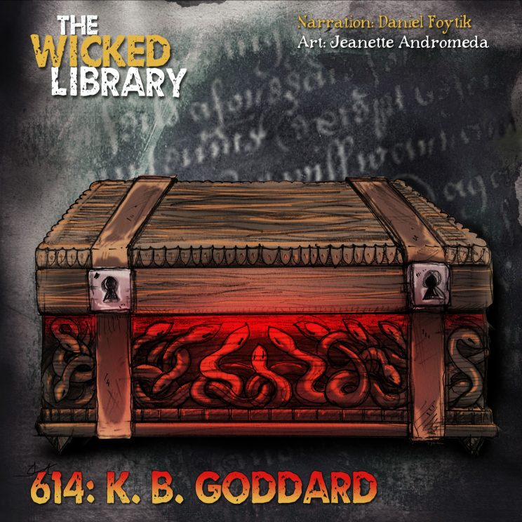 "614: ""The Darkness Within"" by K. B. Goddard"