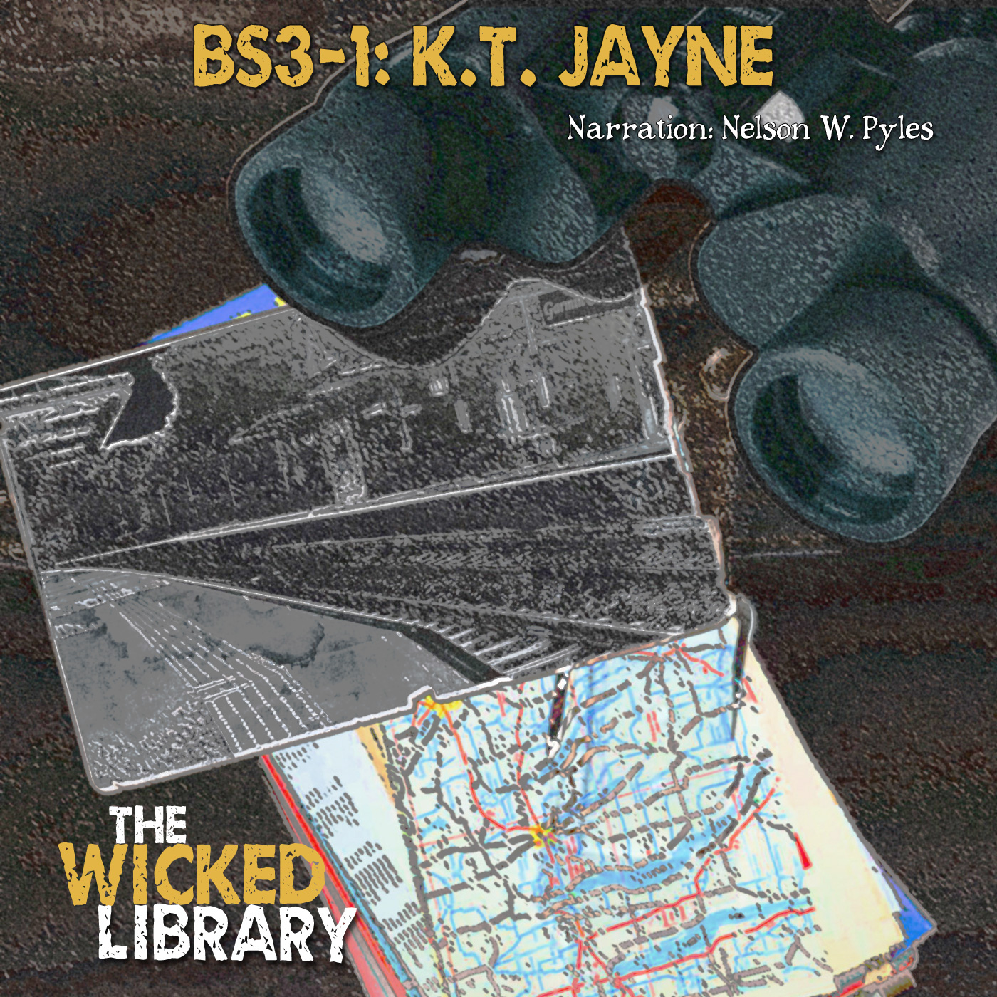 "BS3-1: ""Push Button, Get Bacon"" by  K.T. Jayne"