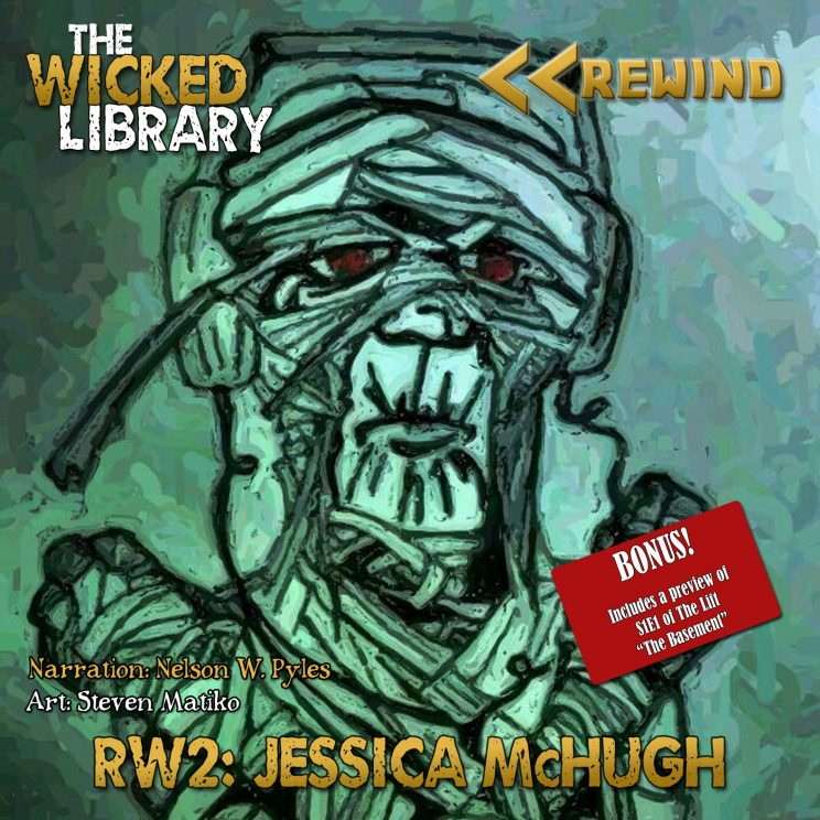 "RW-2: ""Extraction"" by Jessica McHugh"