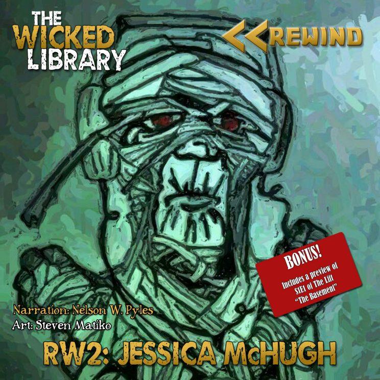 "RW-2: ""Extraction"" by Jessica McHugh"