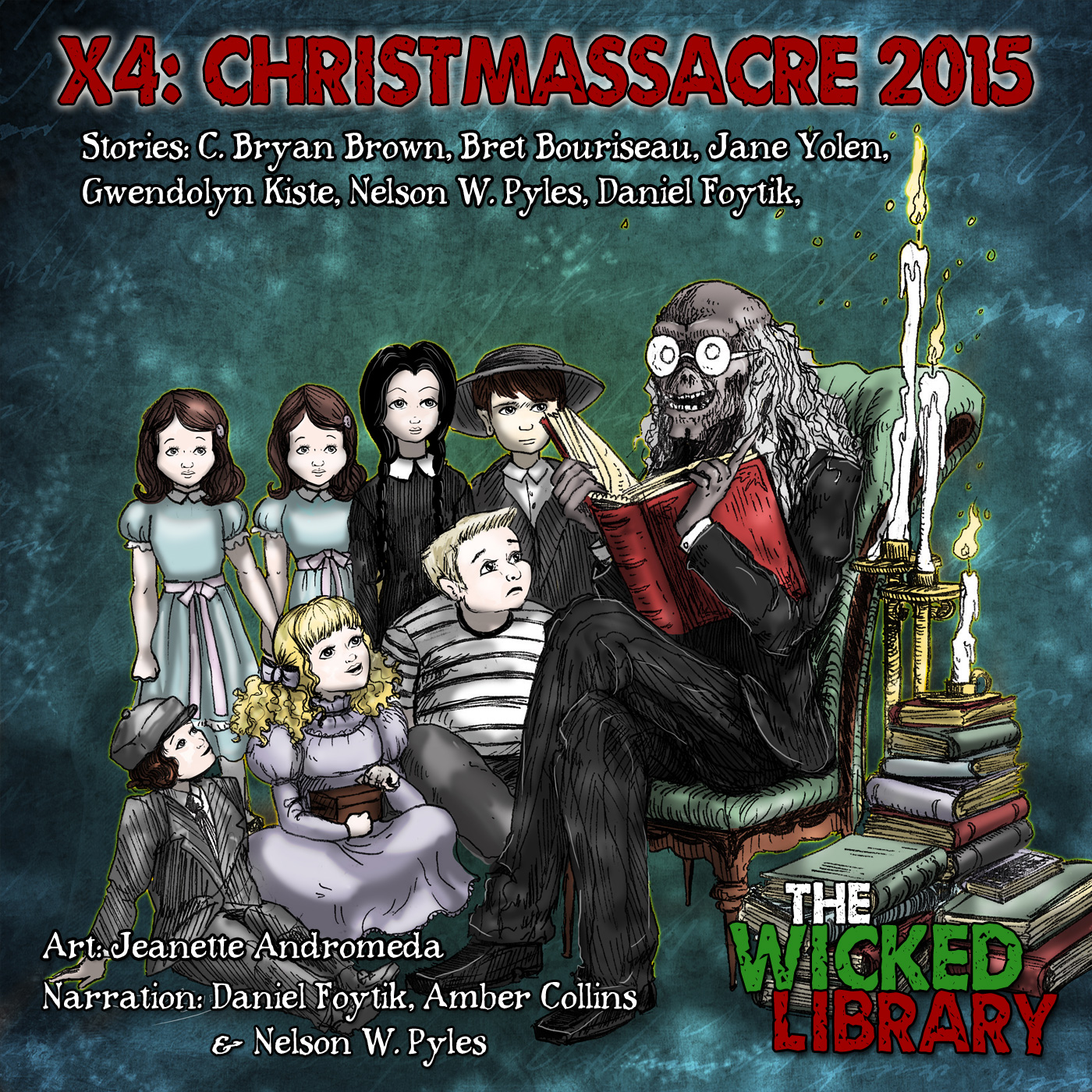X4: Christmassacre 2015
