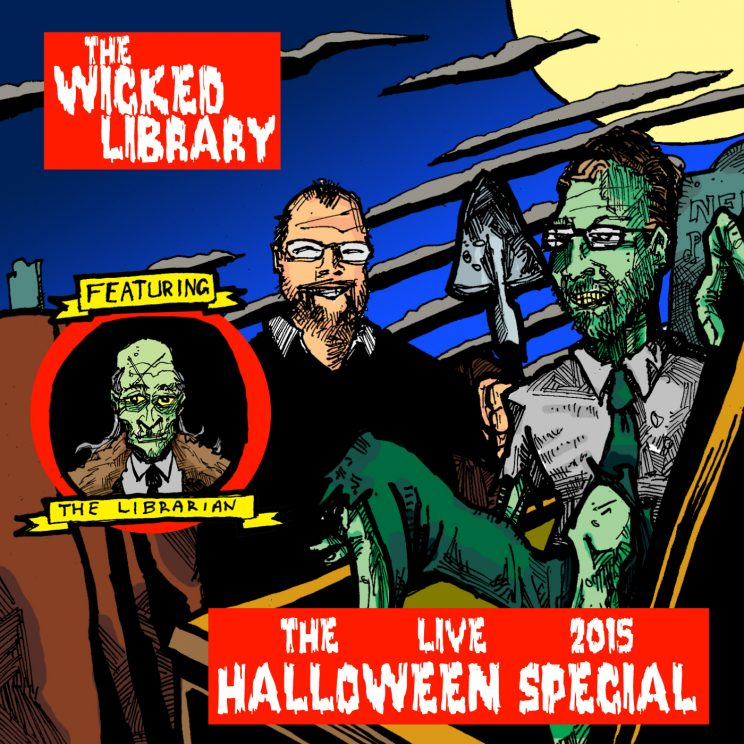 H4: 2015 Live Halloween Special