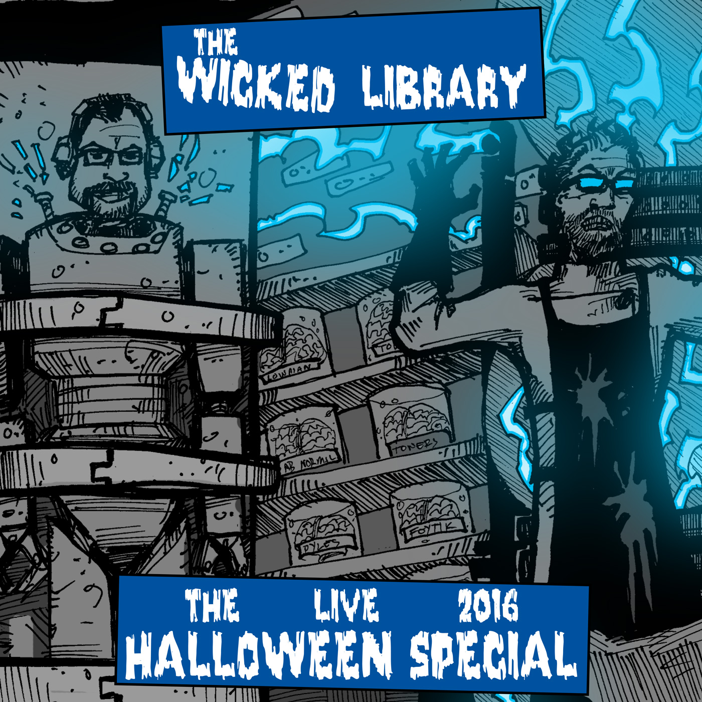 704: 2016 LIVE Halloween Special